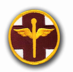 818th Hospital Center Military Patch
