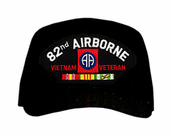 82nd Airborne Vietnam Veteran Ball Cap