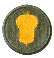 84th Army Maneuver Area Command Miliatry Patch