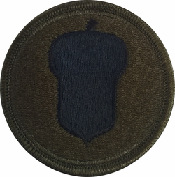 84th Army Maneuver Area Command Subdued Miliatry Patch