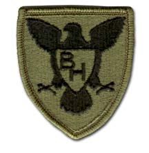 86th Army Reserve Command Subdued Military Patch