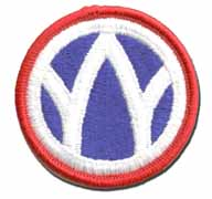 89th Army Reserve Command Military Patch