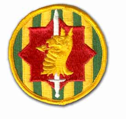89th Military Police Brigade Patch