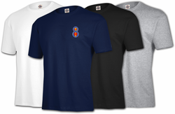 8th Infantry Division Unit Crest T-Shirt