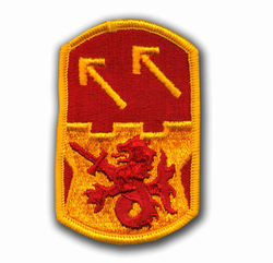 94th ADA Military Patch