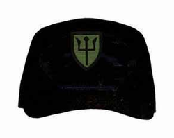 97th Infantry Subdued Logo Ball Cap