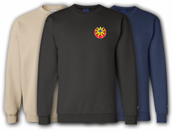 9th Infantry Division Unit Crest Sweatshirt