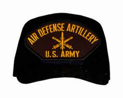 Air Defense Artillery Logo Ball Cap