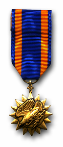 Air Medal Mini Military Medal