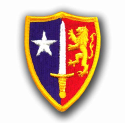 Allied Command Europe Military Patch