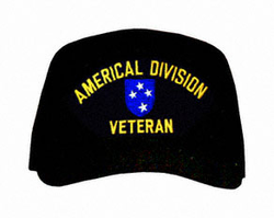 Americal Division (Veteran) Ball Cap
