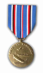 American Campaign Military Medal