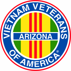 Arizona VVA Decal