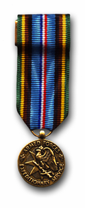 Armed Forces Expenditionary Mini Medal