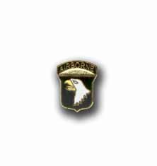 Army 101st Airborne Mini Military Pin