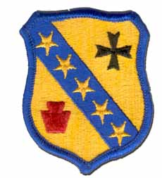 """Army 104th Armored Cavalry Regiment 3"""" Military Patch"""