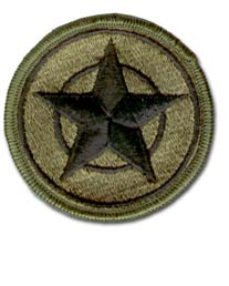 Army 12th Support Brigade Subdued Military Patch