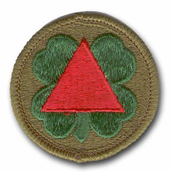 Army 13th Corps Military Patch