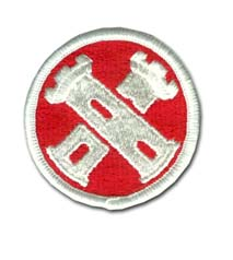 Army 16th Engineering Brigade Military Patch