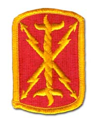 Army 17th Field Artillery Brigade Military Patch