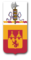 """Army 183rd Field Artillery Division 3.8"""" Patch Vinyl Transfer Decal"""