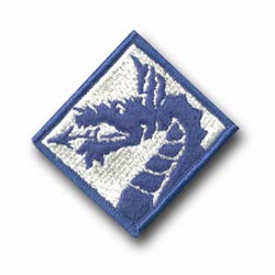 Army 18th Corps Military Patch