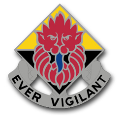 Army 18th Military Police Brigade Unit Crest Decal