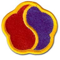 Army 19th Support Command Military Patch