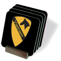Army 1st Cavalry Coaster