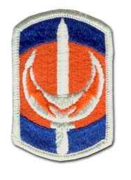 Army 228th Signal Brigade Military Patch