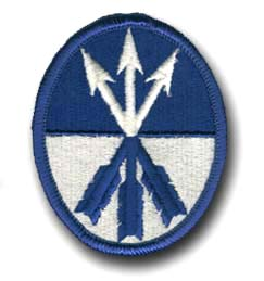 Army 23rd Corps Military Patch