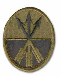 Army 23rd Corps Subdued Military Patch