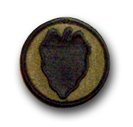 Army 24th Infantry Division Subdued Military Patch