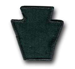 Army 28th Infantry Division Subdued Military Patch