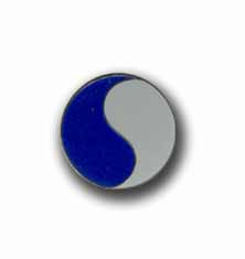 Army 29th Infantry Division Military Pin