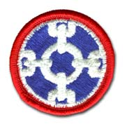 Army 310th Support Command Military Patch
