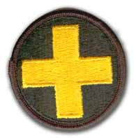 Army 33rd Infantry Brigade Military Patch