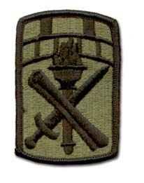 Army 351st Civil Affairs Command Military Patch