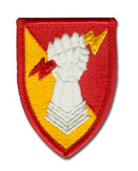 Army 38th Artillery Brigade Military Patch
