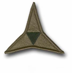 Army 3rd Corps Subdued Military Patch
