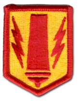 Army 41st Field Artillery Brigade Military Patch