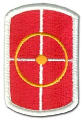 Army 420th Engineering Brigade Military Patch
