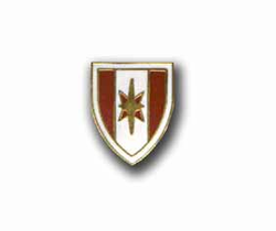 Army 44th Army Medic Military Pin