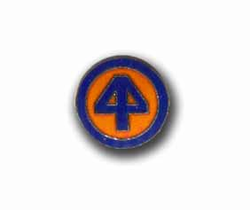 Army 44th Infantry Division Military Pin