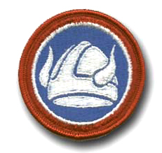 Army 47th Infantry Division Military Patch