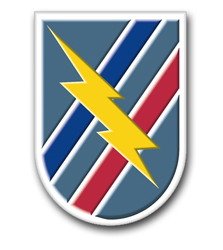 "Army 48th Infantry Brigade Georgia 5.5"" Patch Vinyl Transfer Decal"