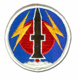Army 56th Artillery Brigade Military Patch