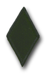 Army 5th Infantry Division Subdued Military Patch