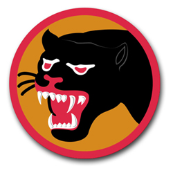 """Army 66th Infantry 11.75"""" Patch Vinyl Transfer Decal"""