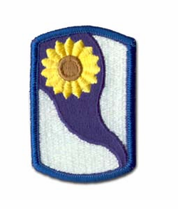 Army 69th Infantry Brigade Military Patch